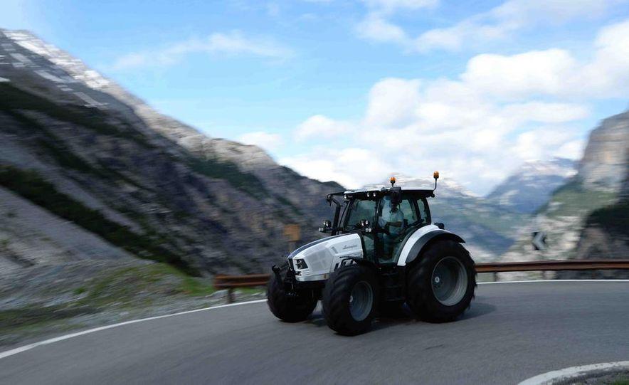 Lamborghini Nitro tractor - Slide 12