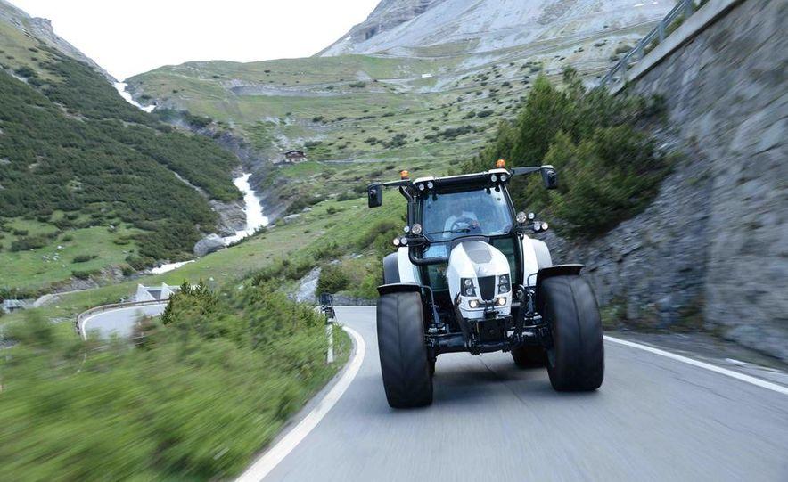 Lamborghini Nitro tractor - Slide 13