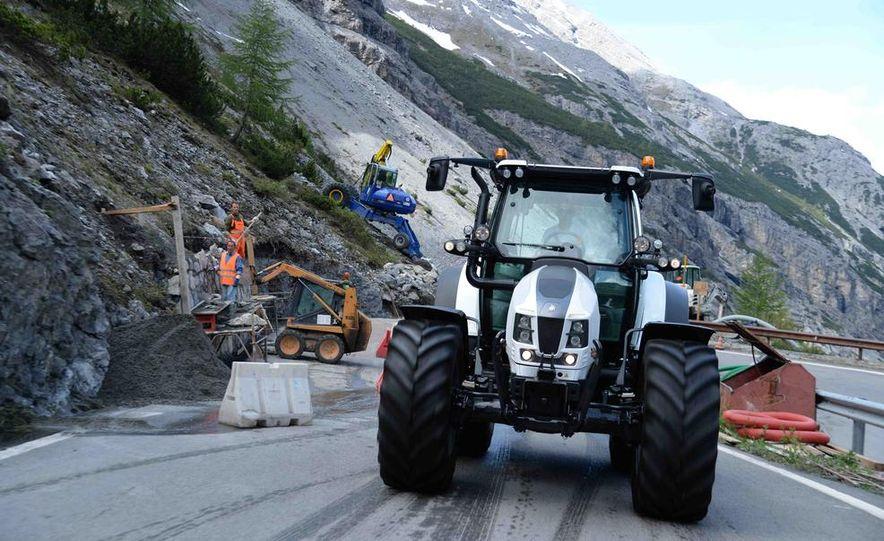 Lamborghini Nitro tractor - Slide 14