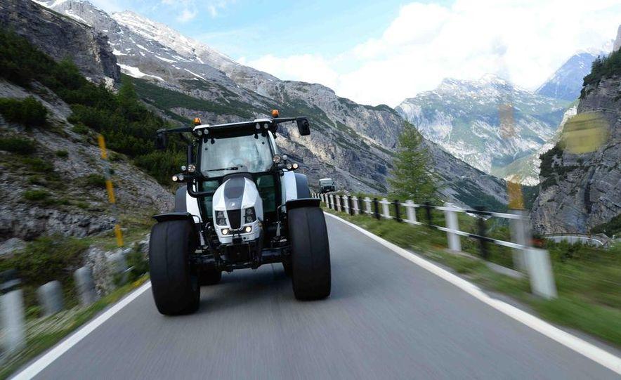 Lamborghini Nitro tractor - Slide 15