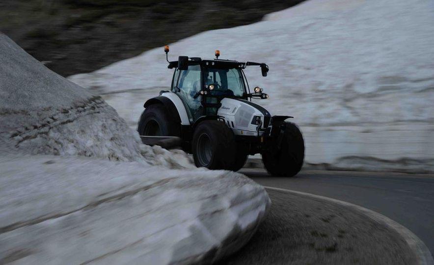 Lamborghini Nitro tractor - Slide 16