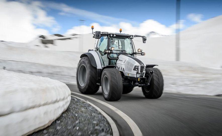 Lamborghini Nitro tractor - Slide 17