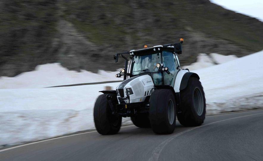 Lamborghini Nitro tractor - Slide 18