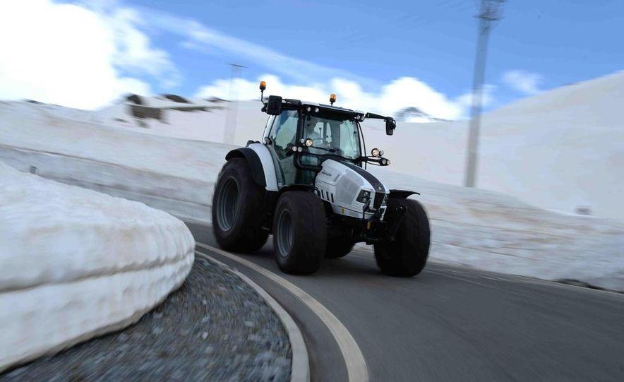 Lamborghini Nitro tractor - Slide 19
