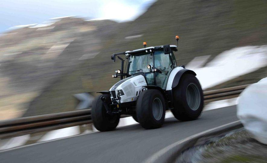 Lamborghini Nitro tractor - Slide 20