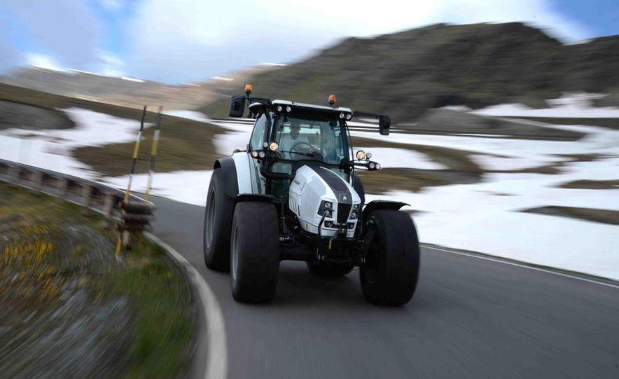 Lamborghini Nitro tractor - Slide 21