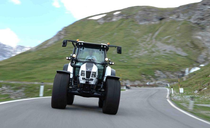Lamborghini Nitro tractor - Slide 24
