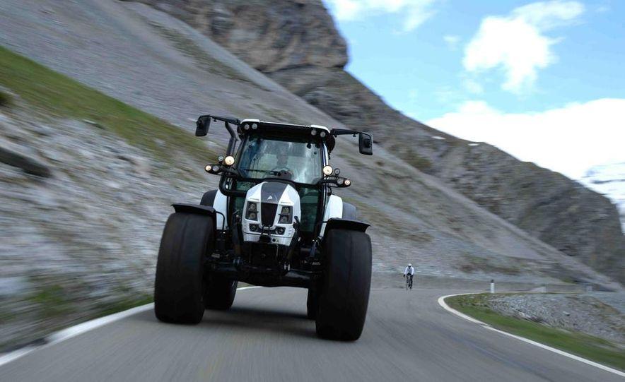Lamborghini Nitro tractor - Slide 25