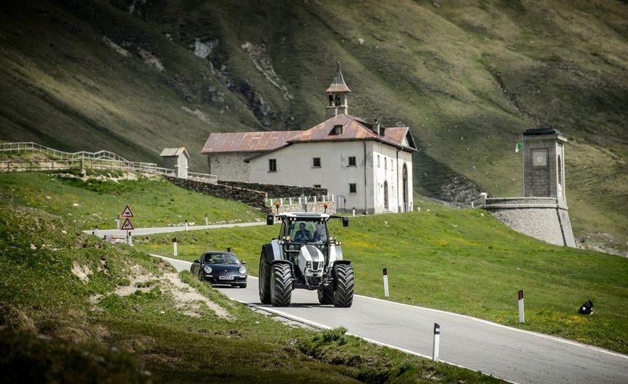 Lamborghini Nitro tractor - Slide 26