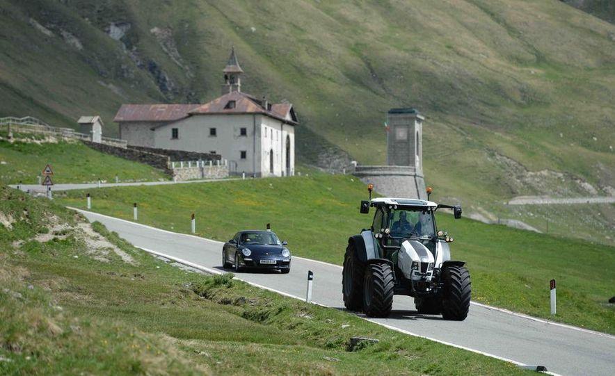 Lamborghini Nitro tractor - Slide 27