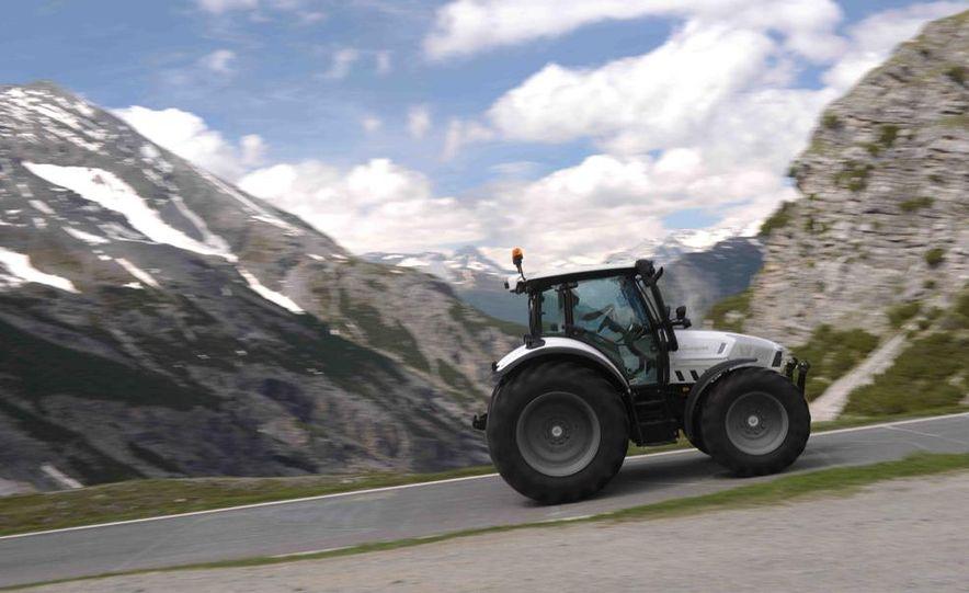 Lamborghini Nitro tractor - Slide 28