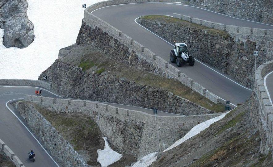 Lamborghini Nitro tractor - Slide 36