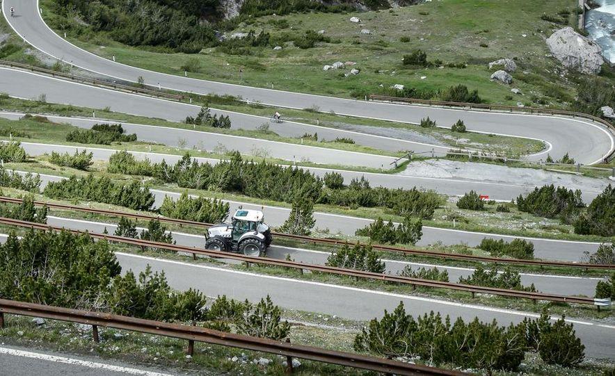 Lamborghini Nitro tractor - Slide 40