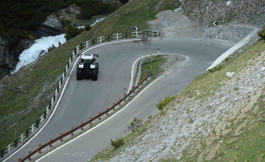 Lamborghini Nitro tractor - Slide 42