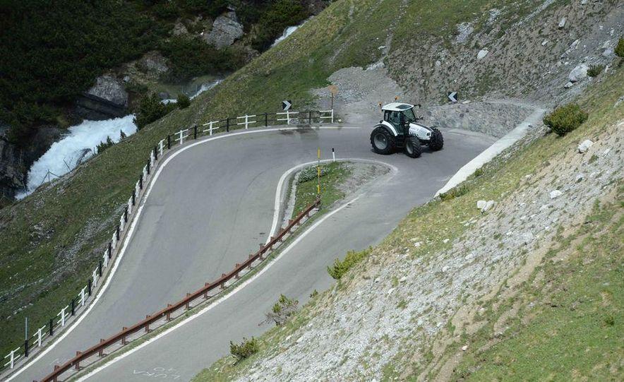 Lamborghini Nitro tractor - Slide 43