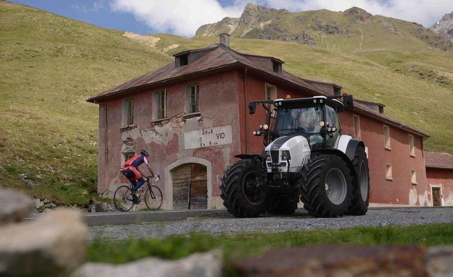 Lamborghini Nitro tractor - Slide 45