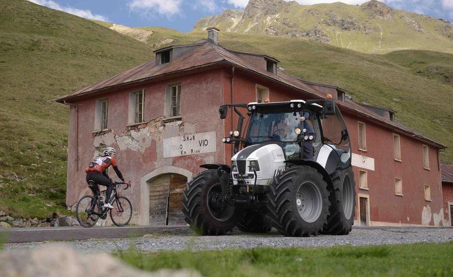 Lamborghini Nitro tractor - Slide 46