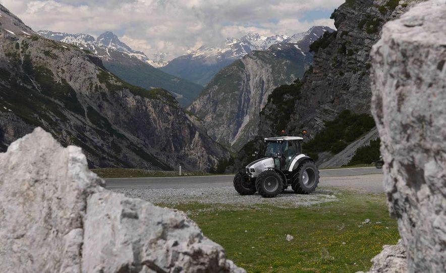 Lamborghini Nitro tractor - Slide 47