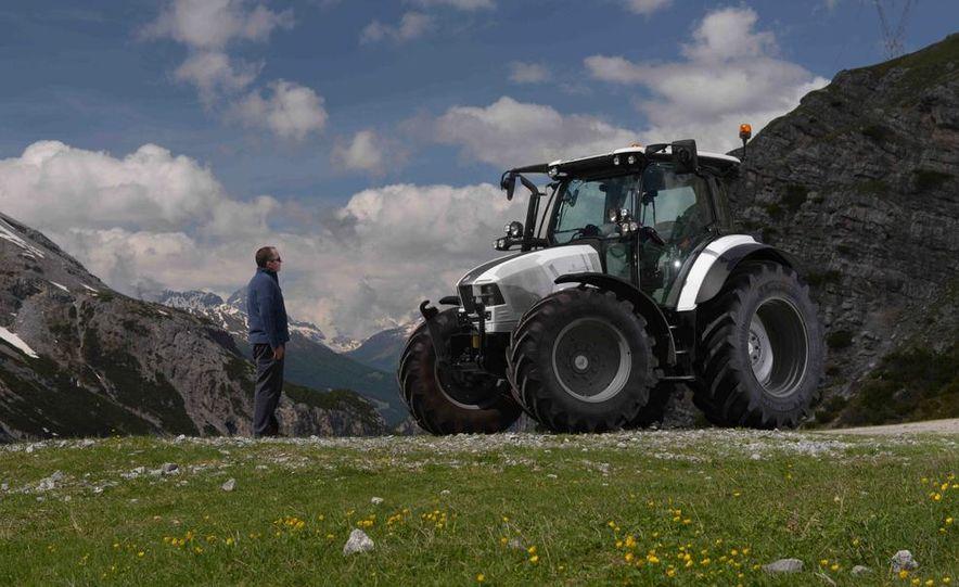 Lamborghini Nitro tractor - Slide 48