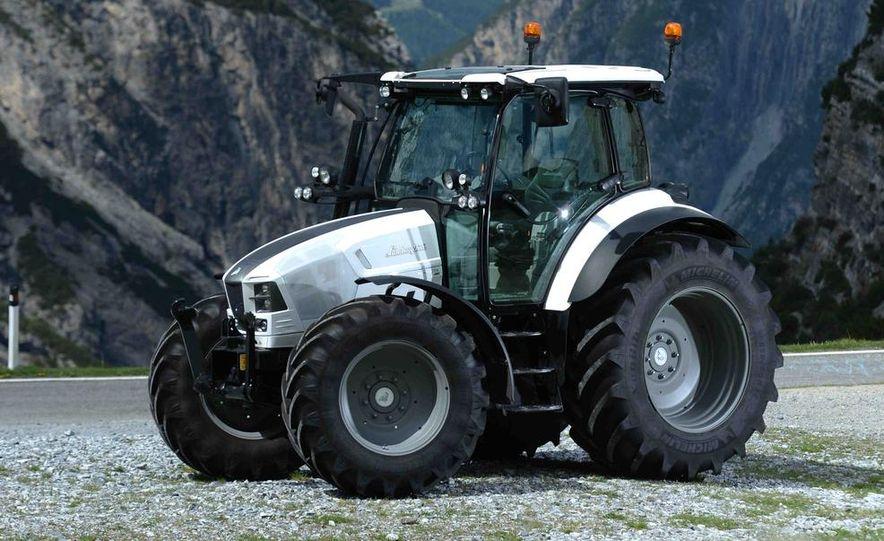 Lamborghini Nitro tractor - Slide 49
