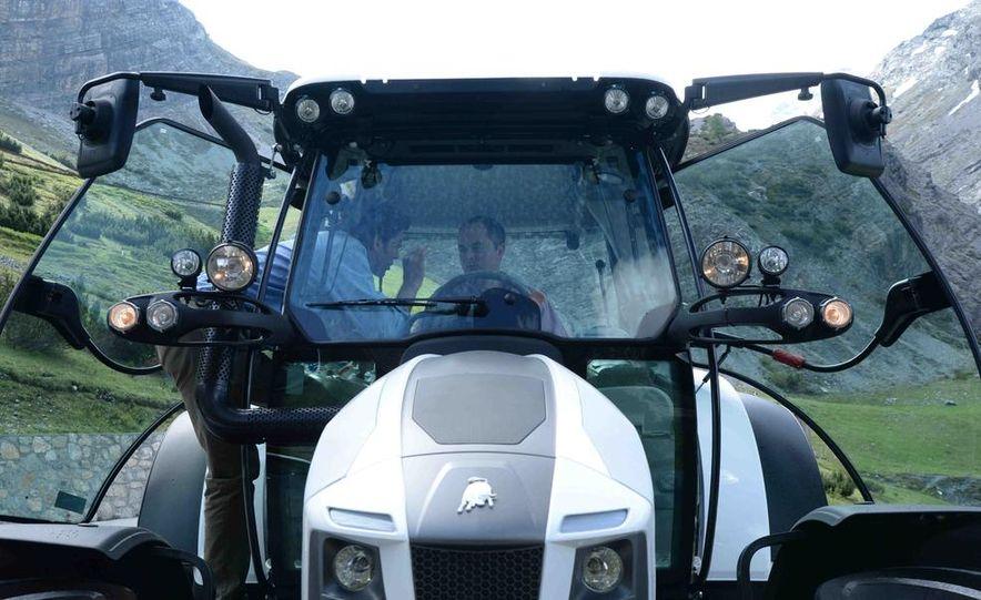 Lamborghini Nitro tractor - Slide 50