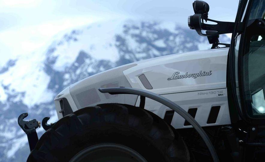 Lamborghini Nitro tractor - Slide 54