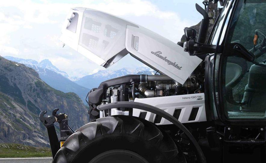 Lamborghini Nitro tractor - Slide 55