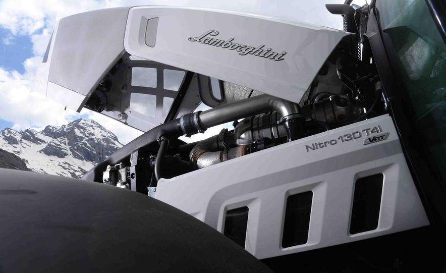Lamborghini Nitro tractor - Slide 56