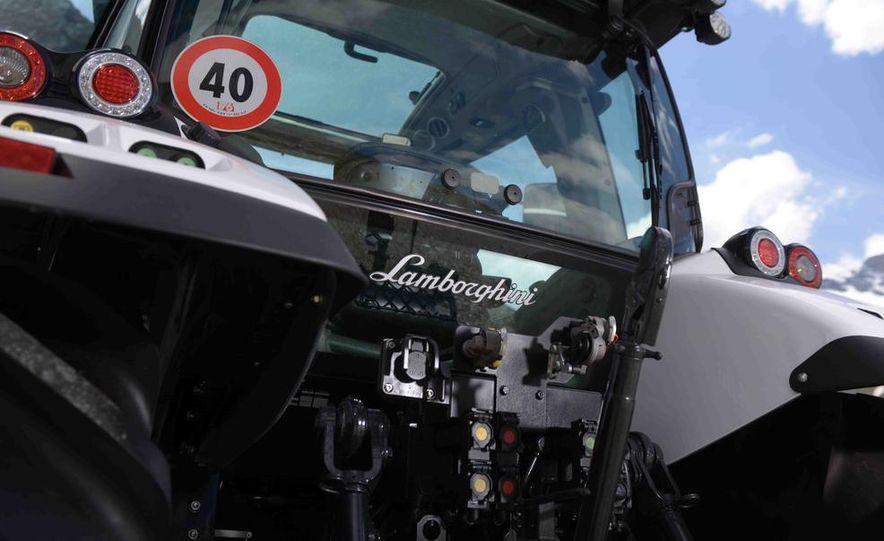 Lamborghini Nitro tractor - Slide 57