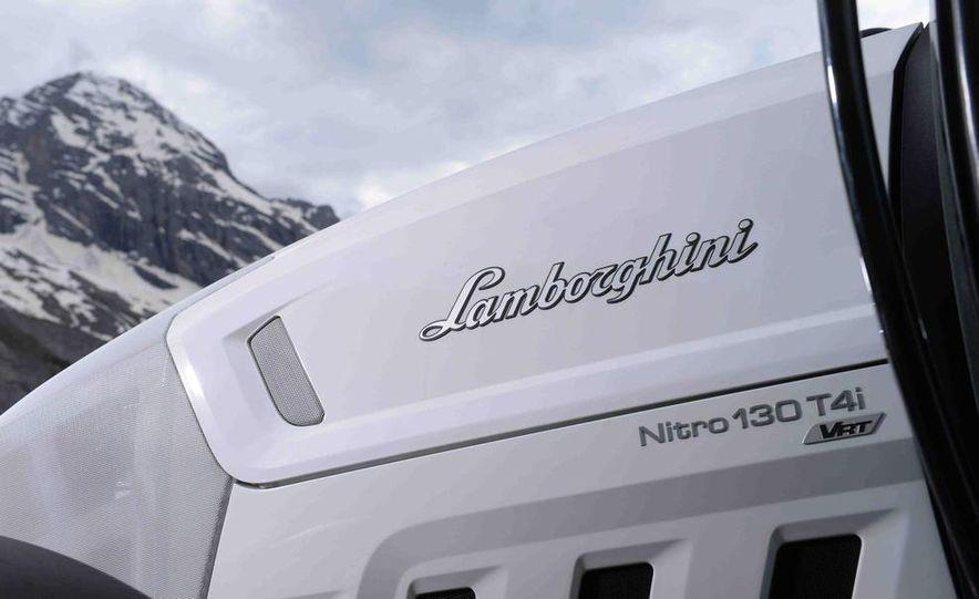 Lamborghini Nitro tractor - Slide 58