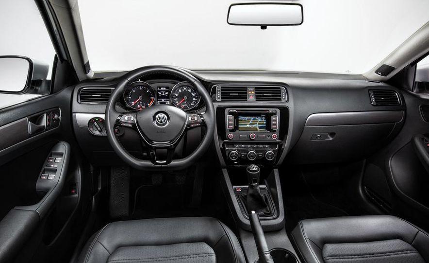 2015 Volkswagen Jetta SE TSI - Slide 35
