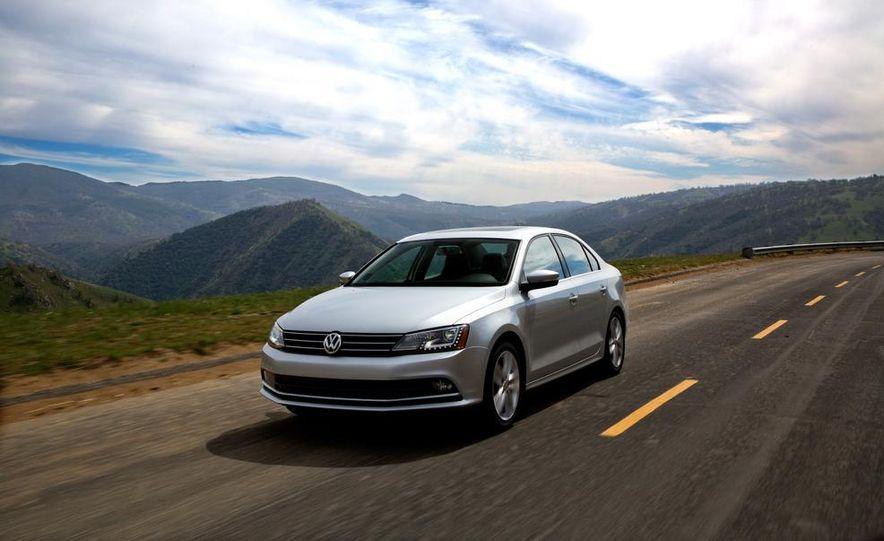 2015 Volkswagen Jetta SE TSI - Slide 14