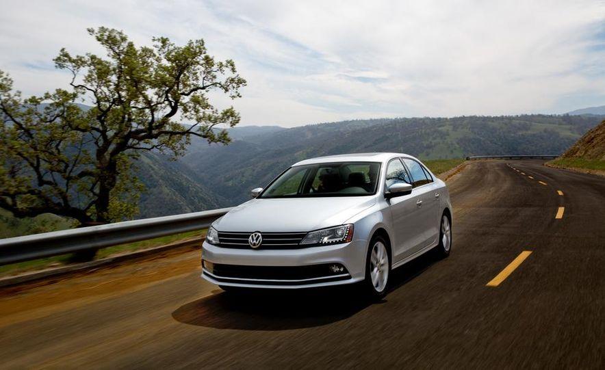 2015 Volkswagen Jetta SE TSI - Slide 15