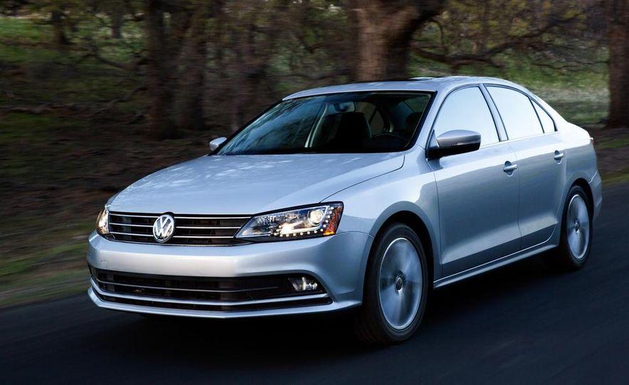2015 Volkswagen Jetta SE TSI - Slide 19