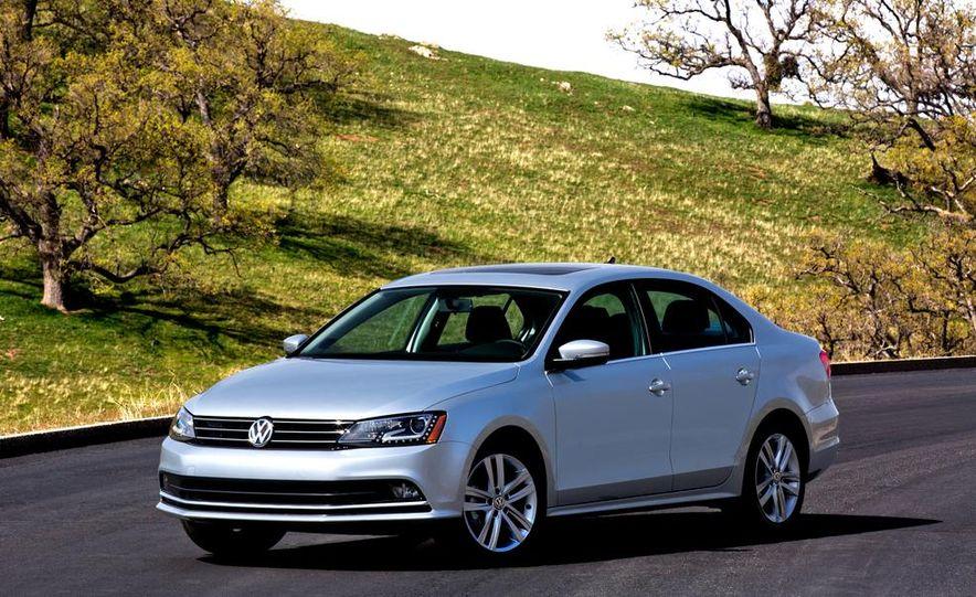 2015 Volkswagen Jetta SE TSI - Slide 24