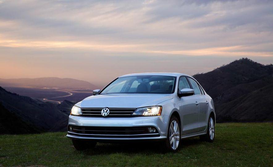 2015 Volkswagen Jetta SE TSI - Slide 30