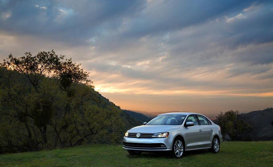 2015 Volkswagen Jetta SE TSI - Slide 31