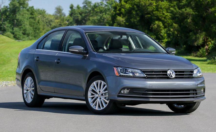 2015 Volkswagen Jetta SE TSI - Slide 9
