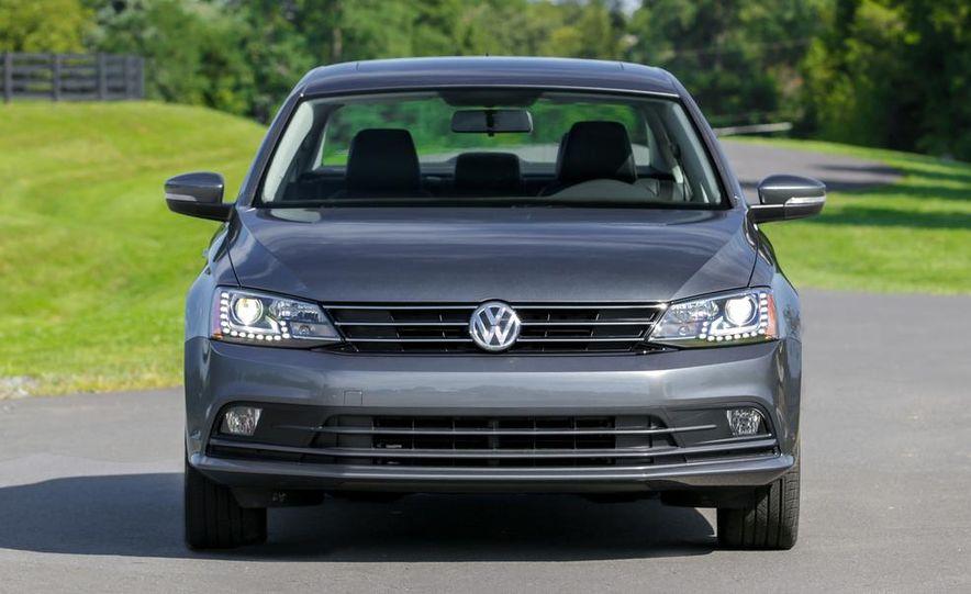 2015 Volkswagen Jetta SE TSI - Slide 10