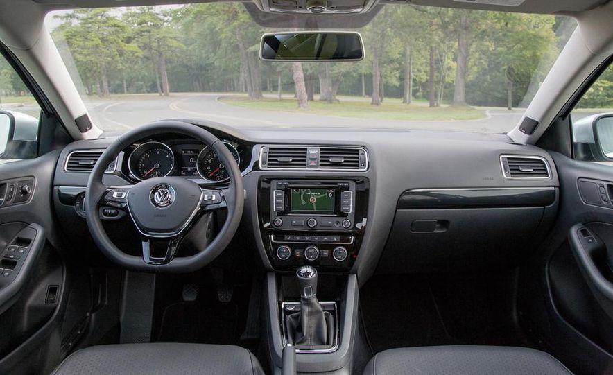 2015 Volkswagen Jetta SE TSI - Slide 41