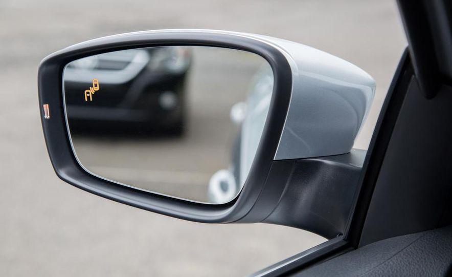 2015 Volkswagen Jetta SE TSI - Slide 40