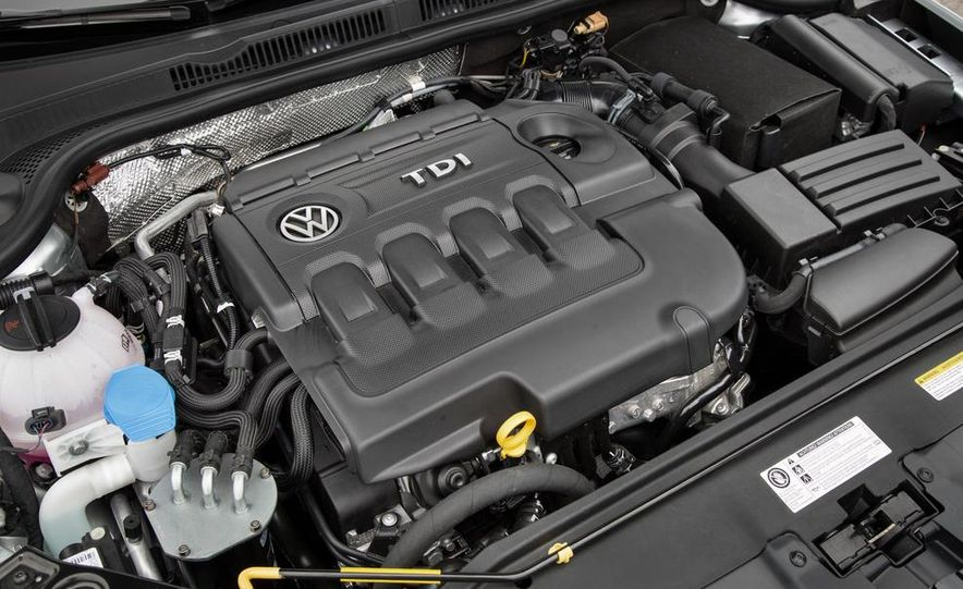 2015 Volkswagen Jetta SE TSI - Slide 43