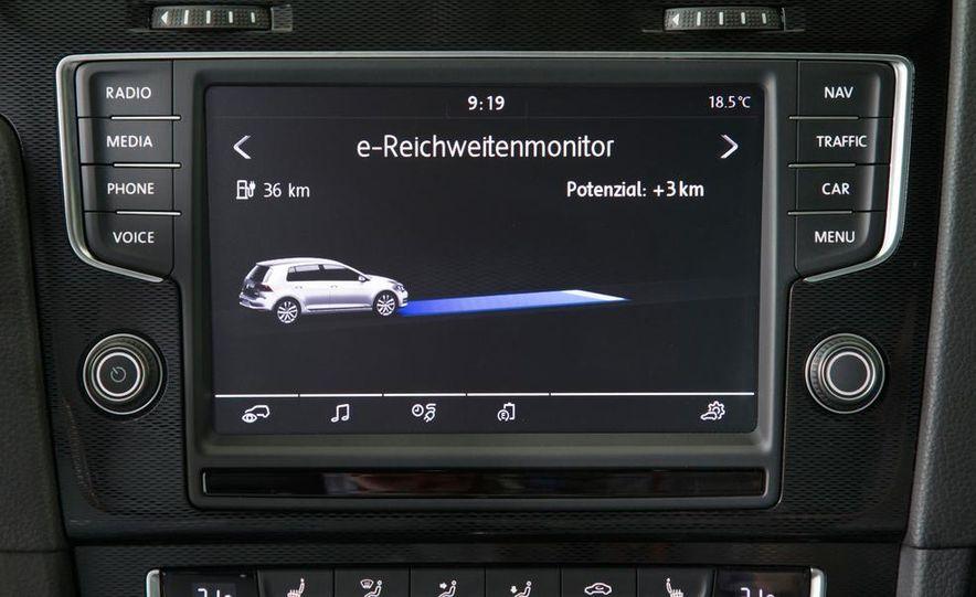 2015 Volkswagen Golf GTD, Golf GTE, and GTI - Slide 31