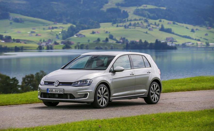 2015 Volkswagen Golf GTD, Golf GTE, and GTI - Slide 2