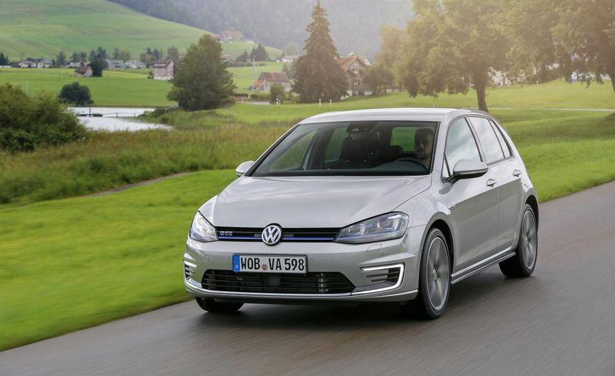 2015 Volkswagen Golf GTD, Golf GTE, and GTI - Slide 3