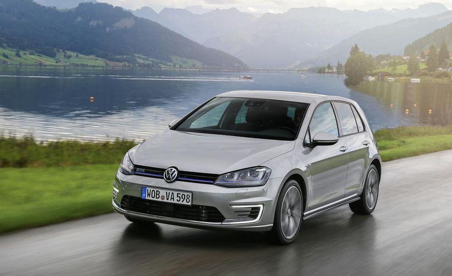 2015 Volkswagen Golf GTD, Golf GTE, and GTI - Slide 4