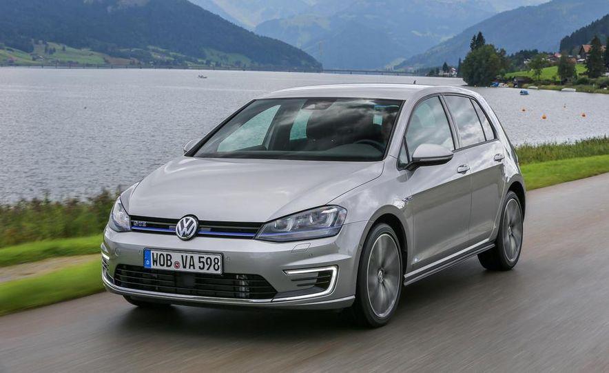 2015 Volkswagen Golf GTD, Golf GTE, and GTI - Slide 5