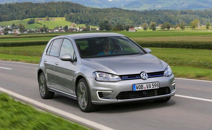 2015 Volkswagen Golf GTD, Golf GTE, and GTI - Slide 6