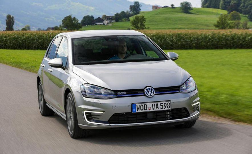 2015 Volkswagen Golf GTD, Golf GTE, and GTI - Slide 8