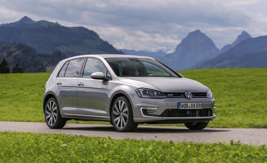 2015 Volkswagen Golf GTD, Golf GTE, and GTI - Slide 9